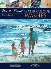 Water Colour Washes by Fiona Peart (Paperback, 2009)