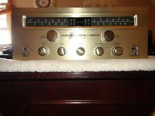 Vintage 9190 Stereo Corporation of America AM/FM  EL84 Receiver Needs Tubes Rare