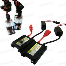 35W Car Xenon HID Conversion Kit AC Slim Ballast H7 6000K Head Light Bulbs