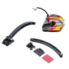 Helmet Extension Arm Adhesive Mount Holder For Gopro Hero 2/3/3+/4 Accessory SY