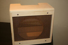 Champ style pine 1x10 combo guitar cabinet for 5f1 chassis with grill fabric