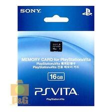 NEW BOXED SONY 16G 16GB PSVITA PSV PS VITA Playstation Memory Card