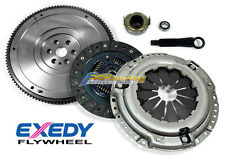 FX HEAVY-DUTY CLUTCH KIT+EXEDY FLYWHEEL 92-00 HONDA CIVIC 93-97 DEL SOL D15 D16