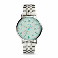 FOSSIL ES3956 Vintage Muse Three-Hand Date Stainless Steel 40mm Watch $125