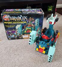 LJN Thundercats MUTANTE PUGNO Pounder. in scatola. VINTAGE fuori produzione.