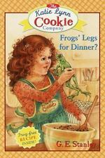 Frogs' Legs For Dinner? (Stepping Stone,  paper)