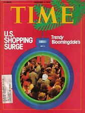 TIME MAGAZINE DECEMBER 1 1975 SURINAM GOLAN HEIGHTS JIMMY CARTER PRO-LIFE