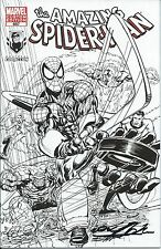 AMAZING SPIDERMAN 667 RARE SIGNED NEAL ADAMS MONTREAL COMIC CON SKETCH VARIANT
