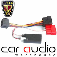 Rover 75 2002 On Clarion Car Stereo Steering Wheel Interface Adaptor