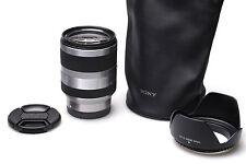 Sony NEX E 18-200 mm 1:3.5-6.3 OSS SEL18200