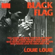 BLACK Flag-Louie Louie CD SINGLE NUOVO