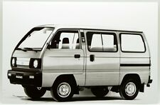 Fotografia Originale - Suzuki Super Carry 1000 Van TA cm 11,6 x 17,5