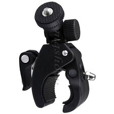 Motorcycle Bike Bicycle Handlebar Bar Mount Tripod For Camera GoPro DV Contour