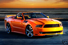 2014 Ford Mustang 351 Saleen, Refrigerator Magnet