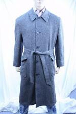 Authentic Lanvin Paris Men's wool coat US 42-44 Made in USA