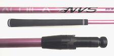 Titleist 915 913 910 D2 D3 D4 Aldila Pink  NVS85 R REGULAR Driver SHAFT w tip