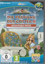 Die Prüfung der Götter: Ariadnes Reise PC gebraucht (101)