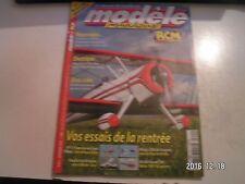 **c Modèle magazine n°684 Plan encarté Caudron C600 Aiglon / Mirage 2000
