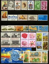 US 1981 Commemorative Year Set collection of 42 stamps Mint NH