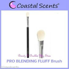 NEW Coastal Scents PRO BLENDING FLUFF Brush BR-250 FREE SHIPPING Powder Cream