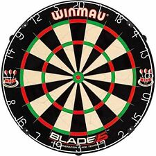 Winmau Blade 5 Professional Level Bristle Dart Board, As seen on TV