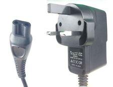 3 Pin del Reino Unido cargador Cable de alimentación para Philips Afeitadora hq7130