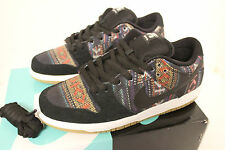 Nike Sb Dunk Low Premium Hacky Sack Multi-Black DS Size 10