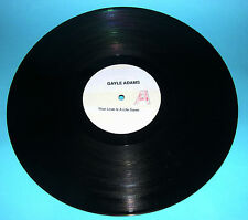 "Gayle Adams -Your Love Is A Life Saver b/w For The Love Of My Man 12"" Promo 1980"