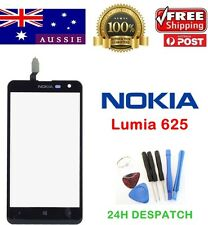 Nokia Lumia 625 Digitizer Glass Touch Screen Replacement Black  Melbourne Stock