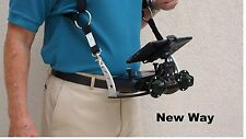 """3DR Solo Drone Controller Tray + Shoulder Harness--Official """"Made for Solo"""" item"""