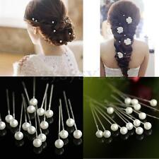 100Pcs Ivory Pearl Head Dressmaking Craft Pins Weddings Corsage Bridal Florists