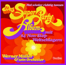 Werner Müller - Das Super Party Album ... with 84 Non-stop World Hits - CDLK4514