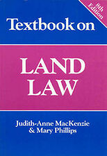 TEXTBOOK ON LAND LAW, JUDITH-ANNE MACKENZIE, MARY PHILLIPS