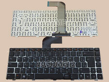 FOR Dell Inspiron 15R N5040 N5050 M5040 M5050 Keyboard Brazil Portuguese BR
