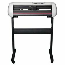 "GOOD QUALITY LIYU VINYL CUTTER / CUTTING PLOTTER SC631-A 28"" + 1Y Signcut pro"