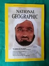 NATIONAL GEOGRAPHIC - JULY 1972 VOL 142 #1 - AMERICAN MOSLEM EXPLORES ARAB PAST