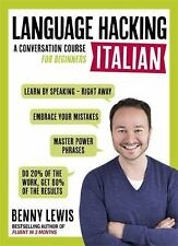 Language Hacking Wtih Benny Lewis: Italian : A Conversation Course for...