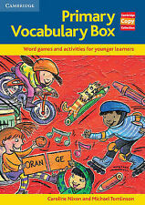Primary Vocabulary Box: Word Games and Activities for Younger Learners by...