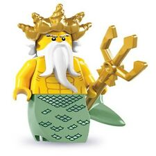 LEGO #8831 Mini figure Series 7 OCEAN KING