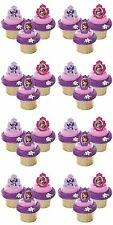 Sofia the First 24 Cupcake Rings cake Toppers Birthday Favors Prizes Decorations