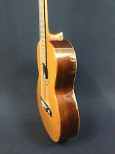 "39"" Miguel Almeria Solid Cedar Top Nylon String Classical Guitar + Free Gig Bag"