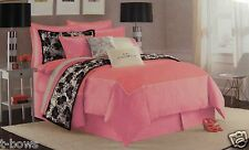 Kate Spade New York Spring Street Orange Blossom Colorblock FULL/QUEEN Duvet Cov
