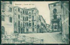 Vicenza Bassano del Grappa cartolina QK7699