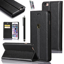 Luxury Magnetic Flip Cover Stand Wallet Leather Case For NEW iPhone 6S Plus
