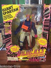 "1994 Playmates Super Sized Wildcats GIANT SPARTAN 10"" Inch Action Figure MIB"
