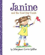 NEW - Janine and the Field Day Finish by Cocca-Leffler, Maryann