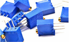 10pcs 3296W-502 3296 W 5K ohm Trim Pot Trimmer Potentiometer