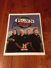Pawn Stars Rick Harrison Picture History Exclusive!!