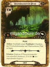 Lord of the Rings LCG  - 2x Überwucherter Pfad  #046 - Die Erben von Numenor