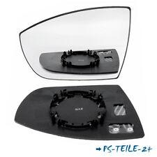 Spiegelglas für FORD C-MAX 2010-2014 links sphärisch fahrerseite